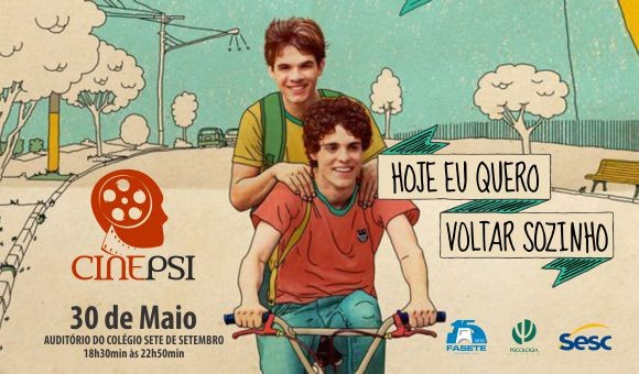 Últimas vagas para o Cine Psi: Evento discute Psicologia a partir do Cinema