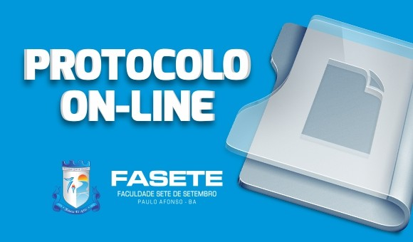 COMUNICADO | Protocolo on-line