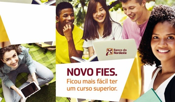Banco do Nordeste passa a ofertar FIES, use o financiamento e venha para a FASETE