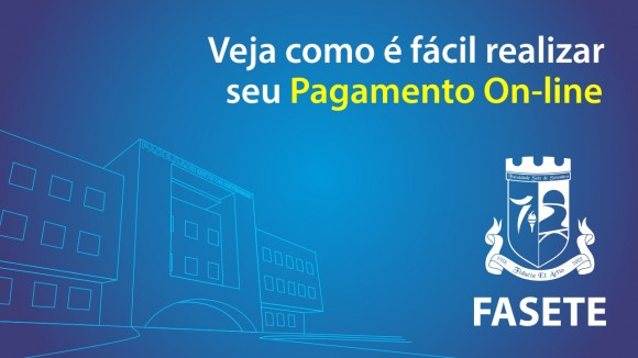 Vídeo pagamento on-line